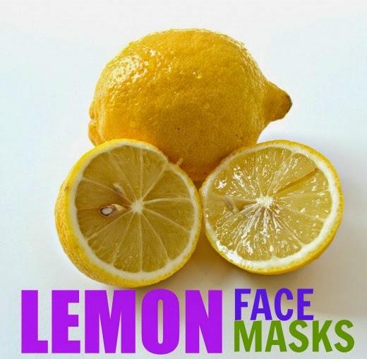 lemonfacemask
