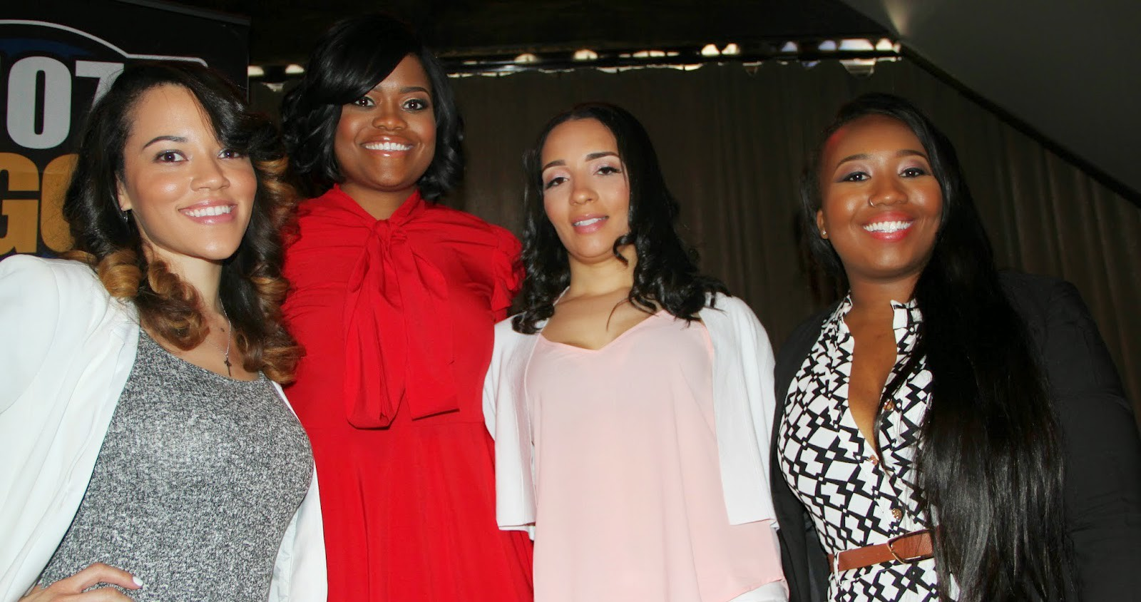 Loni Swain, Karen Civil, Lorin Patrick and Robyn Snow