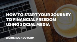 How To Start Your Journey To Financial Freedom