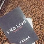 PND Live Press Pass