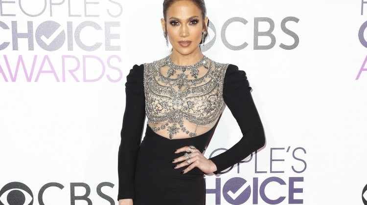 Mandatory Credit: Photo by Chelsea Lauren/REX/Shutterstock (7898424bv) Jennifer Lopez 43rd Annual People's Choice Awards, Arrivals, Los Angeles, USA - 18 Jan 2017