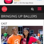 Nimari & Nikki Burnett from Lifetime's Bringing Up Ballers