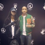 Donnel Perry aka Prophet Amen Ra & Nimari Burnett from Liftime's Bringing Up Ballers