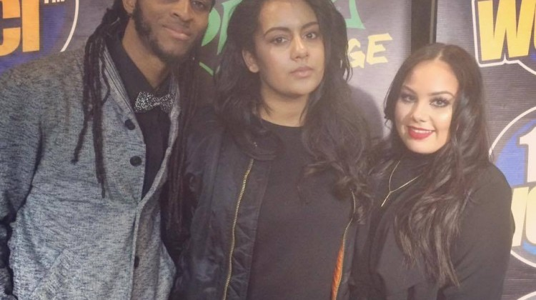 Donnel Perry, BiBi Bourelly, & Marisa Borrello
