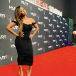 MISS DIDDY AT THE OPENING OF HART BEAT STUDIOS IN LA