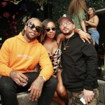 TY DOLLA SIGN, MISS DIDDY AND DRE SINATRA