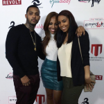 RYAN HENRY, MISS DIDDY AND BRIEA CHANEL